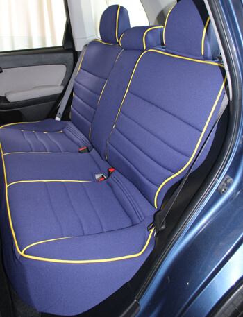 Subaru Forester Full Piping Seat Covers