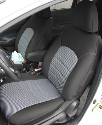 Nissan Versa Standard Color Seat Covers Wet Okole Hawaii