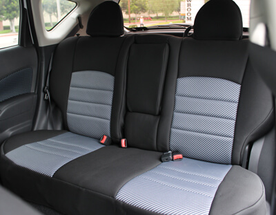 Nissan Versa Note Rear Seat Covers 13 Current