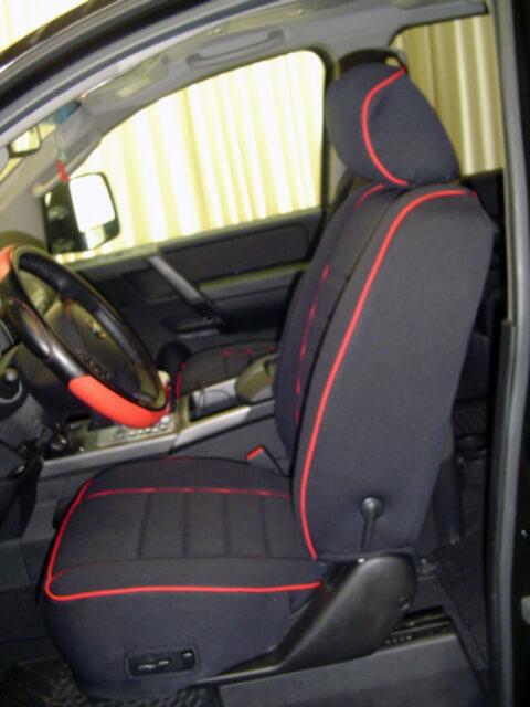 Nissan Titan Seat Upholstery Www Picsbud Com