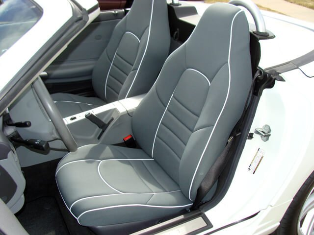 Car Seat Covers For  Pacifica