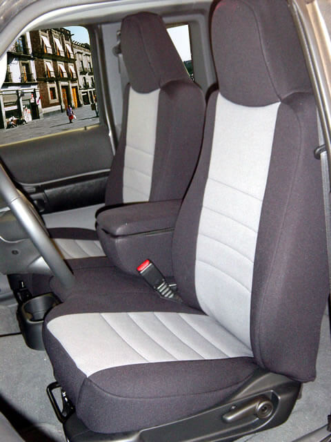 ford ranger pattern seat covers rear seats wet okole. Black Bedroom Furniture Sets. Home Design Ideas