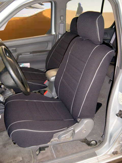 Nissan Frontier Full Piping Seat Covers Wet Okole Hawaii