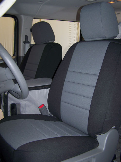 Superior Nissan NV 2500 HD Front Seat Covers (12 Current)