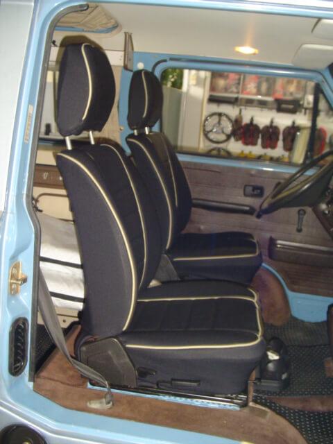Volkswagen Vanagon Westfalia Front Seat Cover 1978 1984