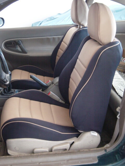Mazda 6 Half Piping Seat Covers