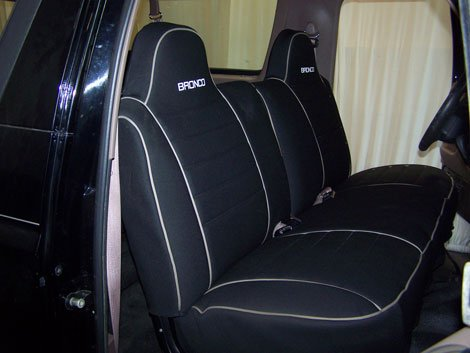 Ford F 150 250 350 Front Seat Covers