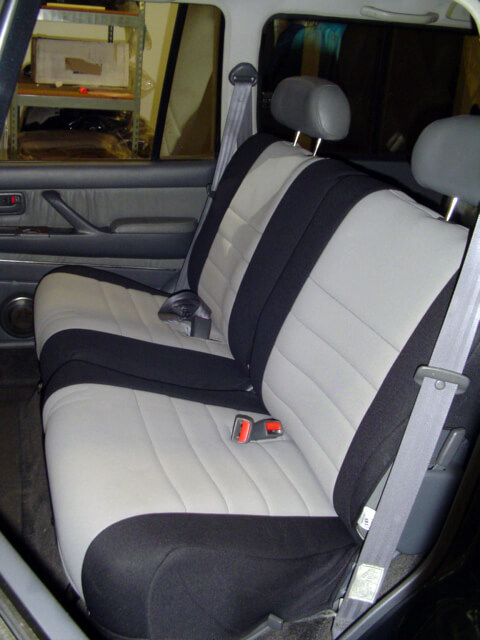 Land Cruiser Car Seat Covers Velcromag