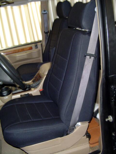 Surprising Cabelas Trail Gear Seat Covers Land Rover Forums Land Dailytribune Chair Design For Home Dailytribuneorg