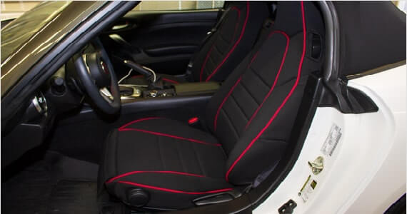 HYUNDAI SANTA FE PREMIUM CAR SEAT COVER PROTECTOR BLACK 100/% WATERPROOF