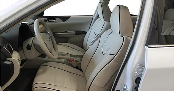 Subaru Front Car Seat Covers